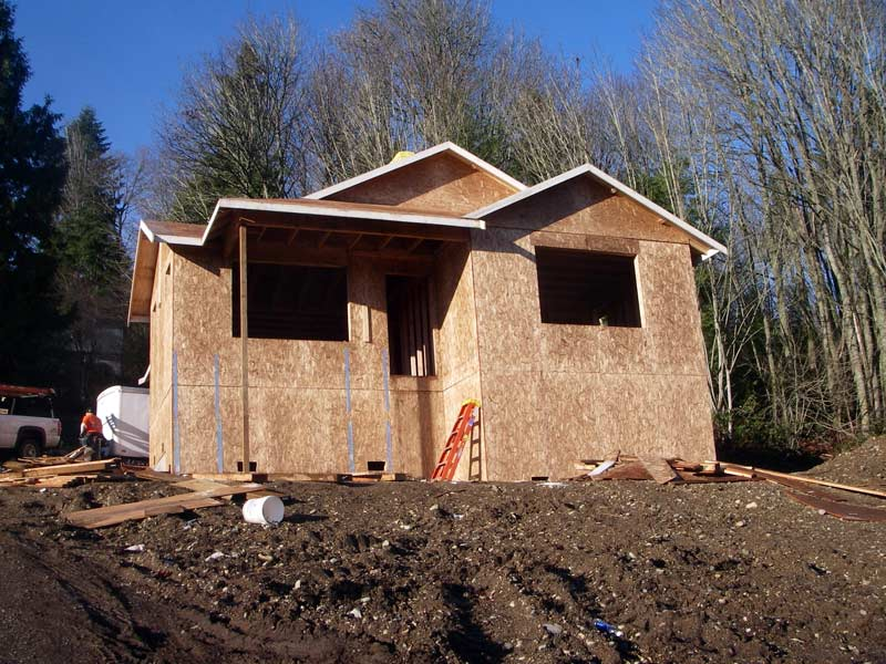 Tulalip Housing and Construction KG home